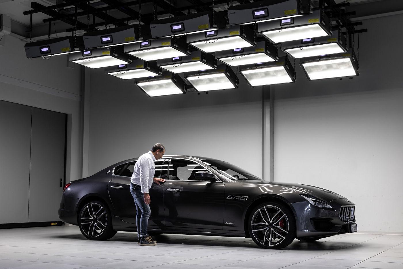 Maserati Innovation Lab - Harmony Room