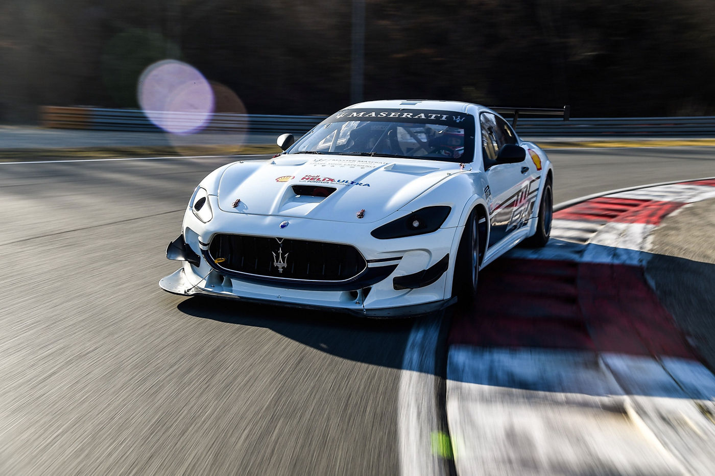 Master Maserati Driving Courses 2019 - GT4