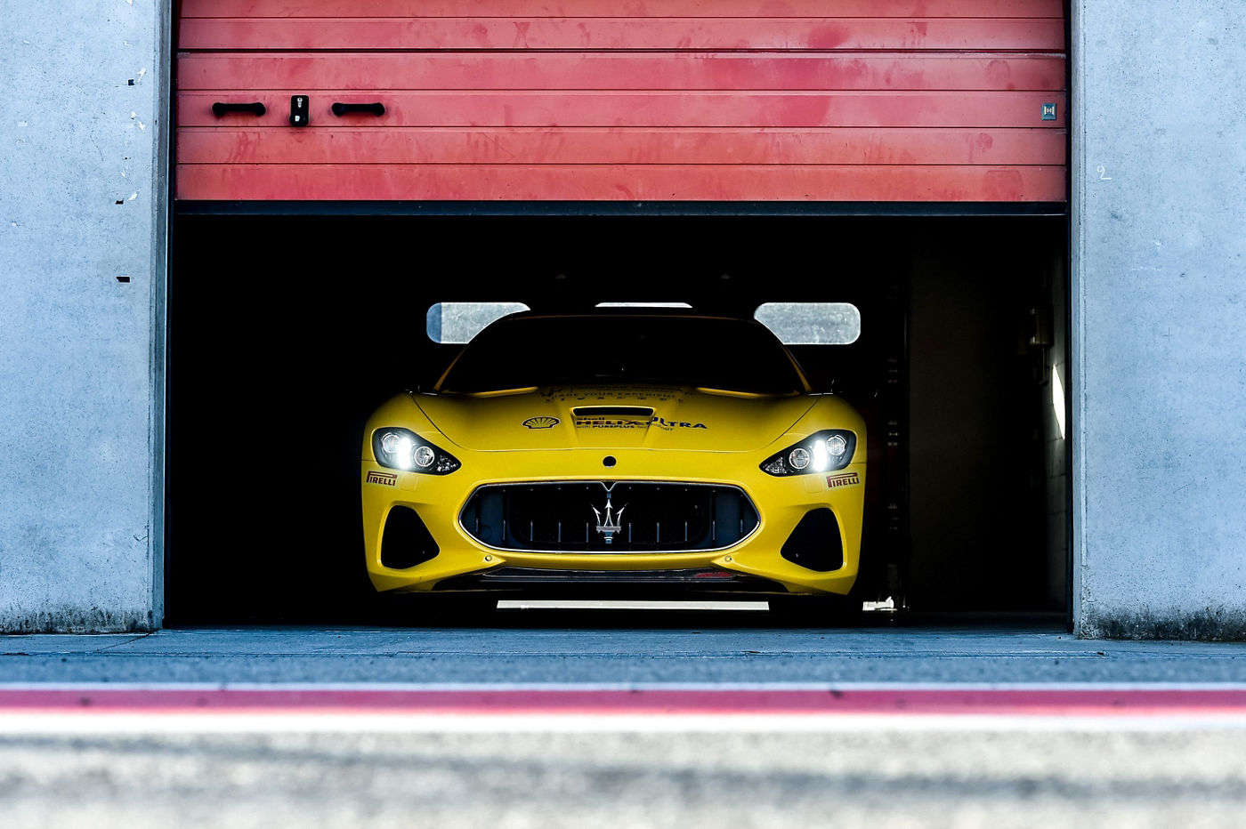 Master Maserati Driving Courses 2019 - GT