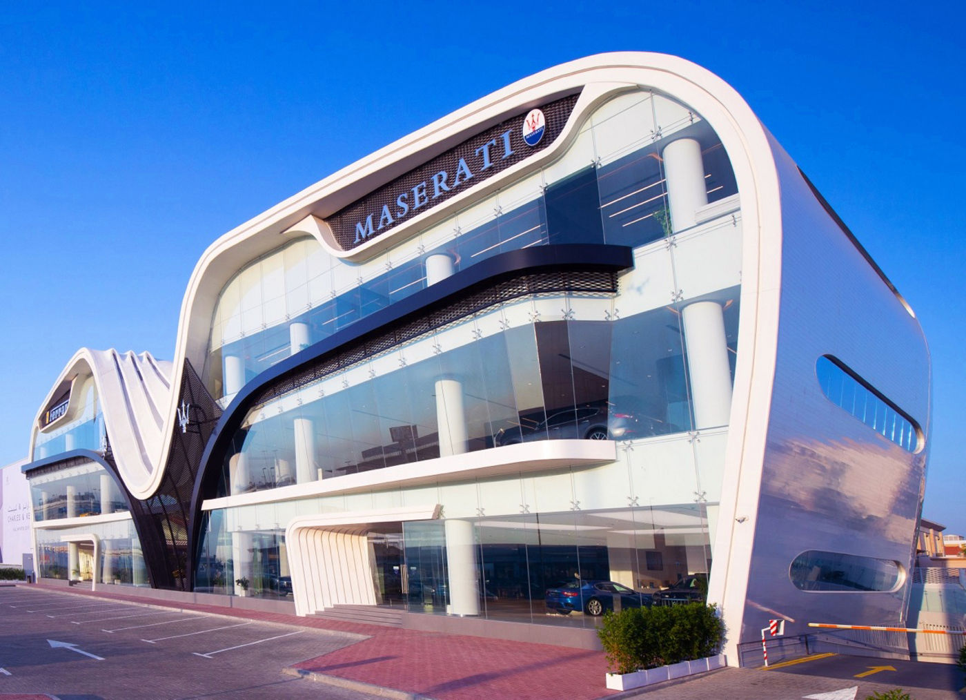 Al Tayer Motors - Maserati Showroom Dubai