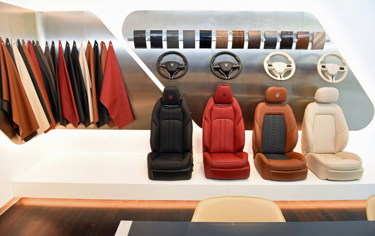 Al Tayer Motors - Maserati Showroom Dubai