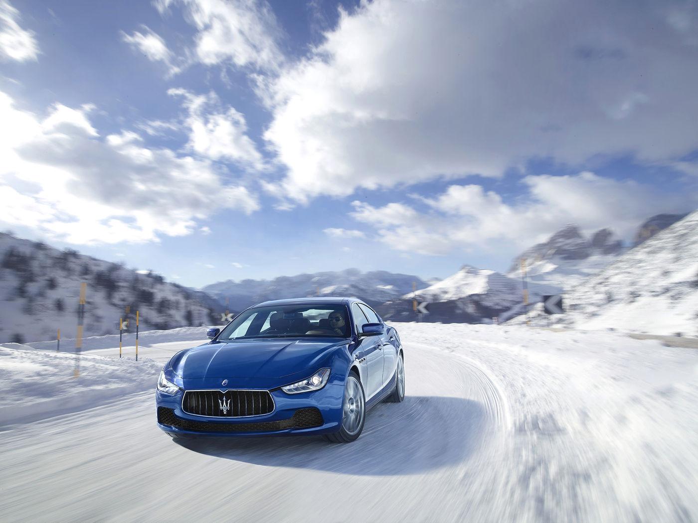 Maserati Arosa Journey