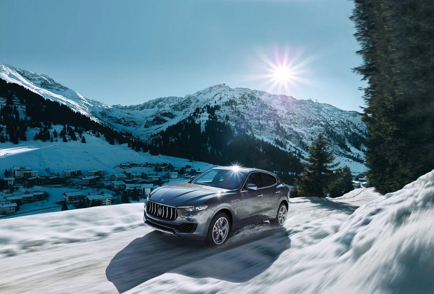 Maserati Gstaad Journey
