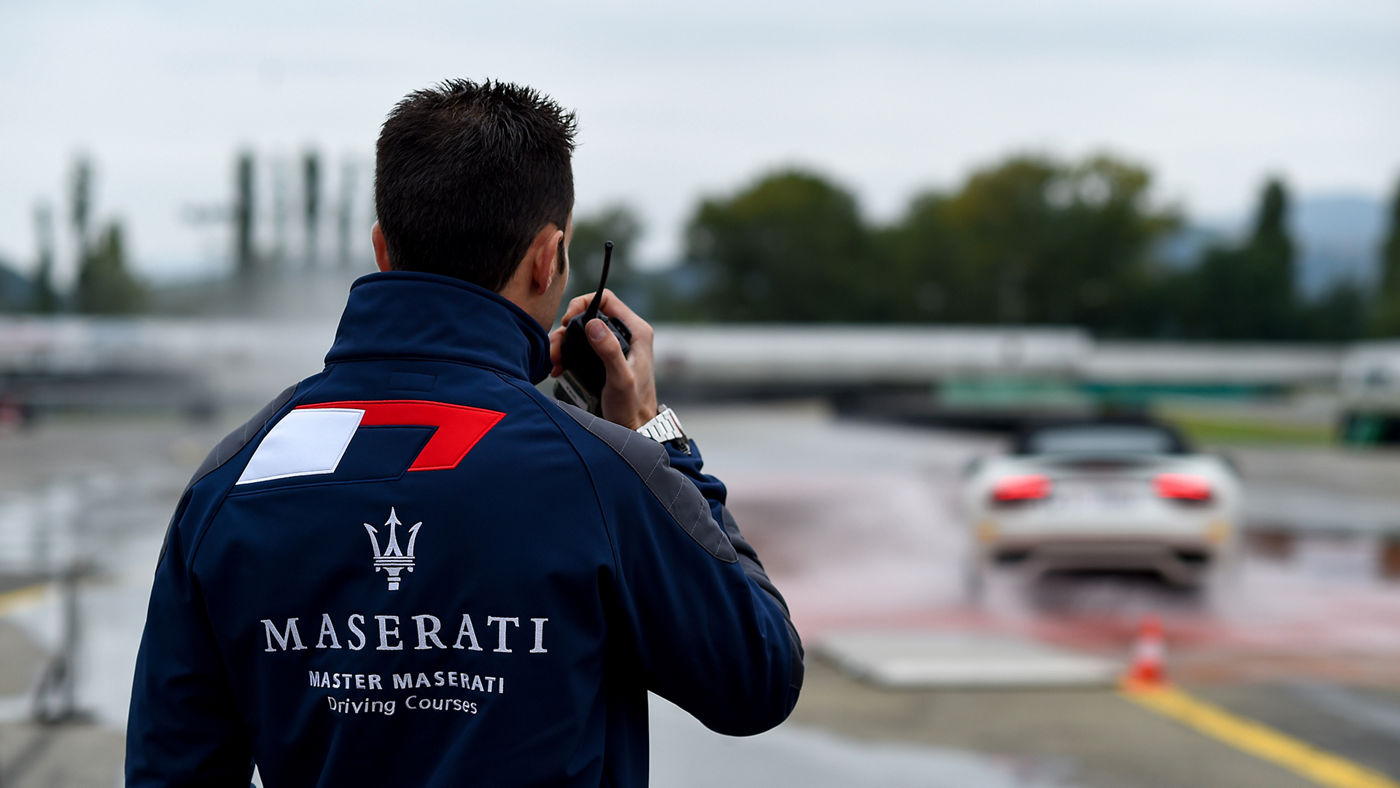 Training di guida di modelli Maserati sul circuito di gara -  MASTER GT SWISS DAY