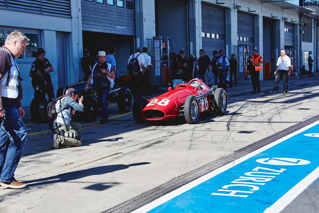Maserati Old Timer Grand Prix
