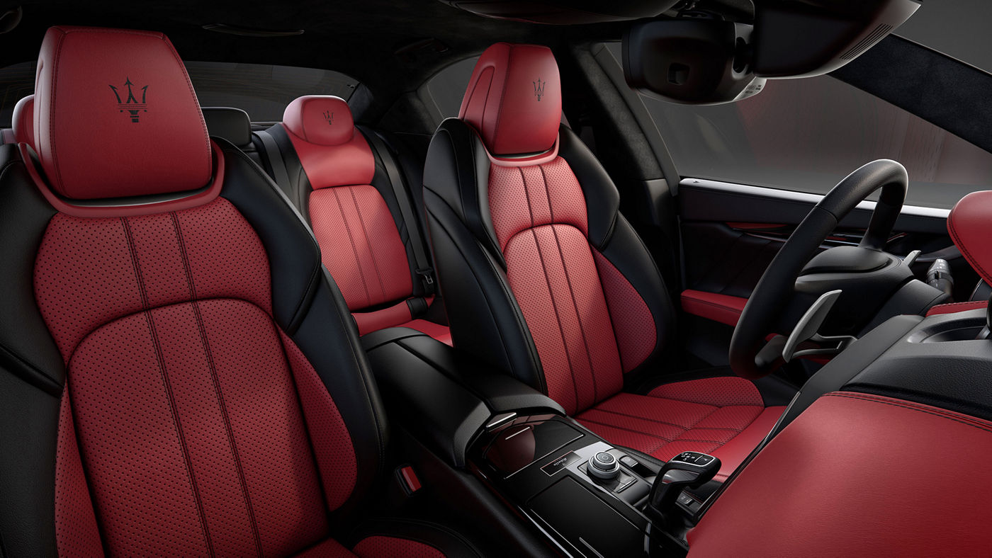 Maserati Ghibli Ribelle Sonderedition