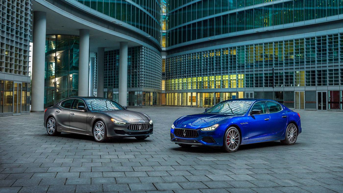 Maserati - sport auto AWARD 2018