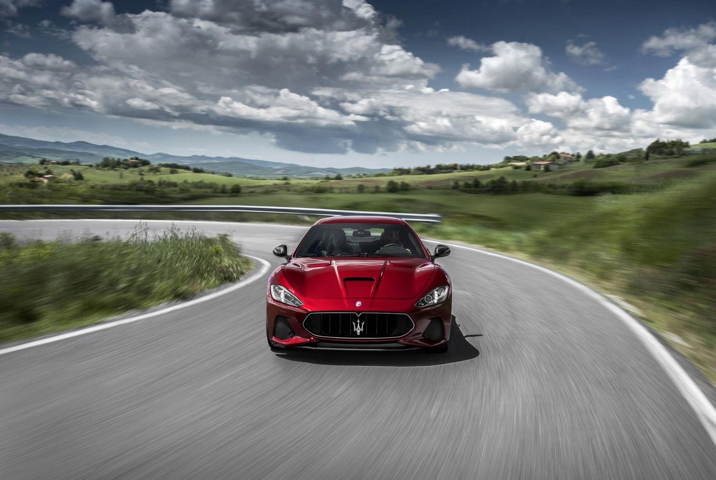 Maserati GranTurismo MC - MY18