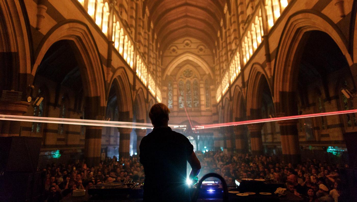 DJ Hell und Maserati: Unverwechselbare Sounds