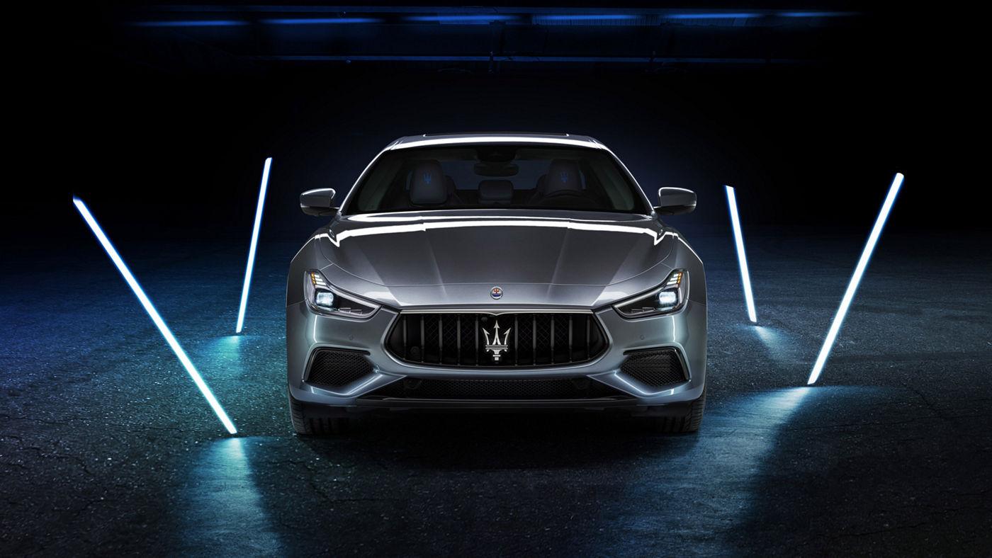 Maserati Ghibli Hybrid - Leasing Angebot