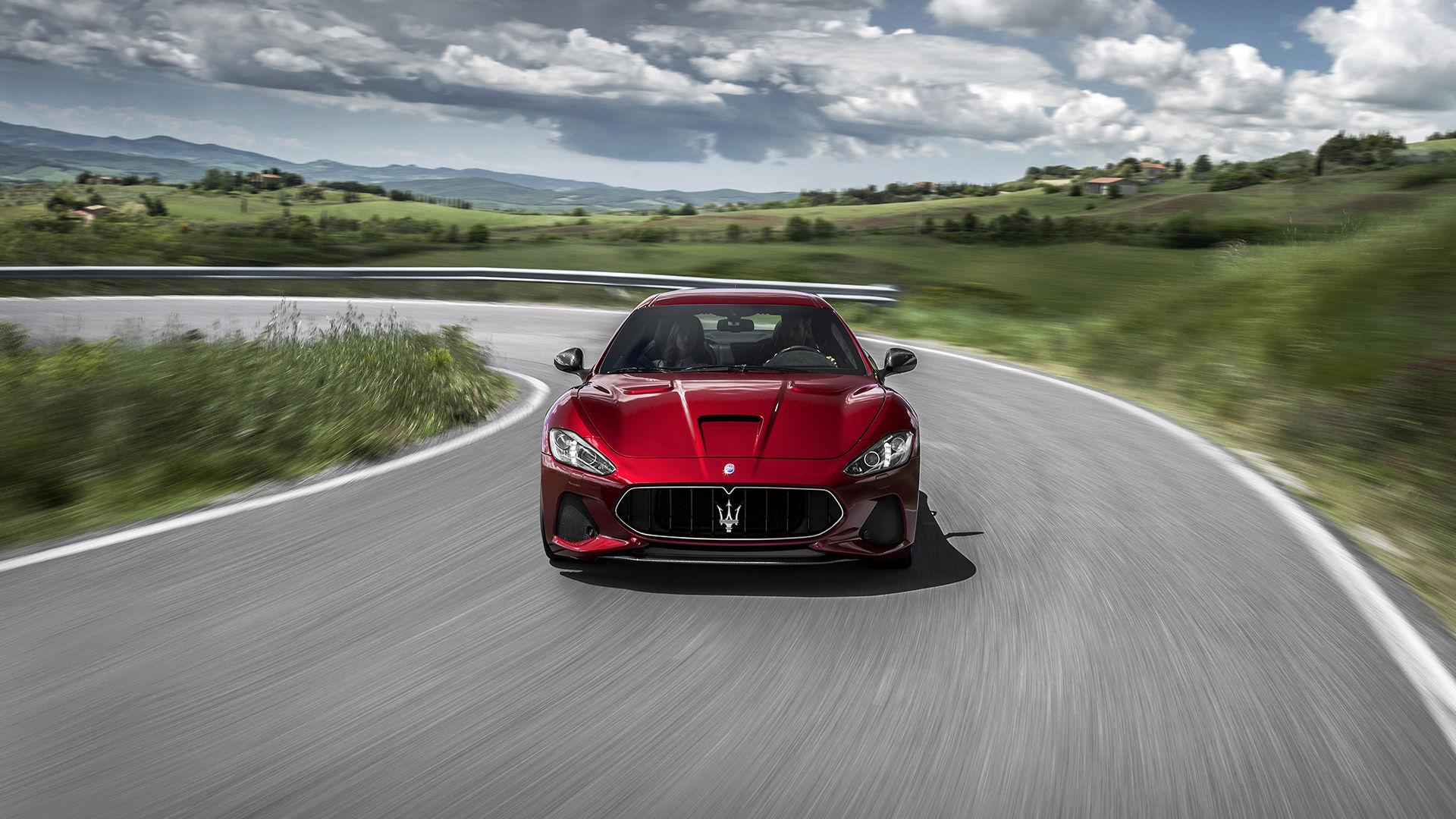 Maserati GranTurismo Probefahrt und Angebote - Maserati GranTurismo 2019