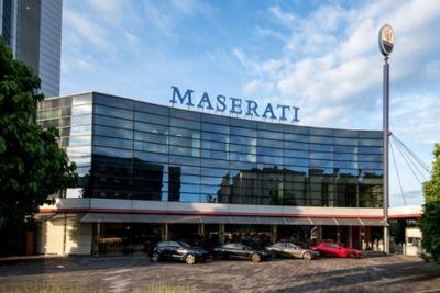 105 years of Maserati in Bologna and start of a new Era - Maserati Headquarter