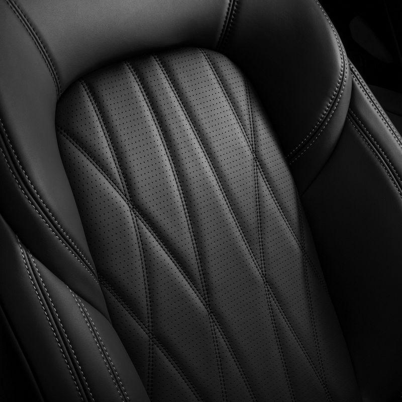 Neue Maserati Executive-Ausstattung: Interieur - Ledersitze