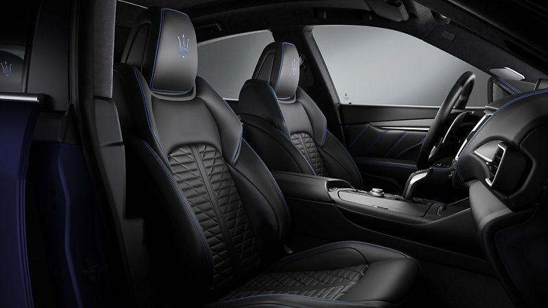 Maserati Levante Trofeo Launch Edition: gli interni del SUV 2019