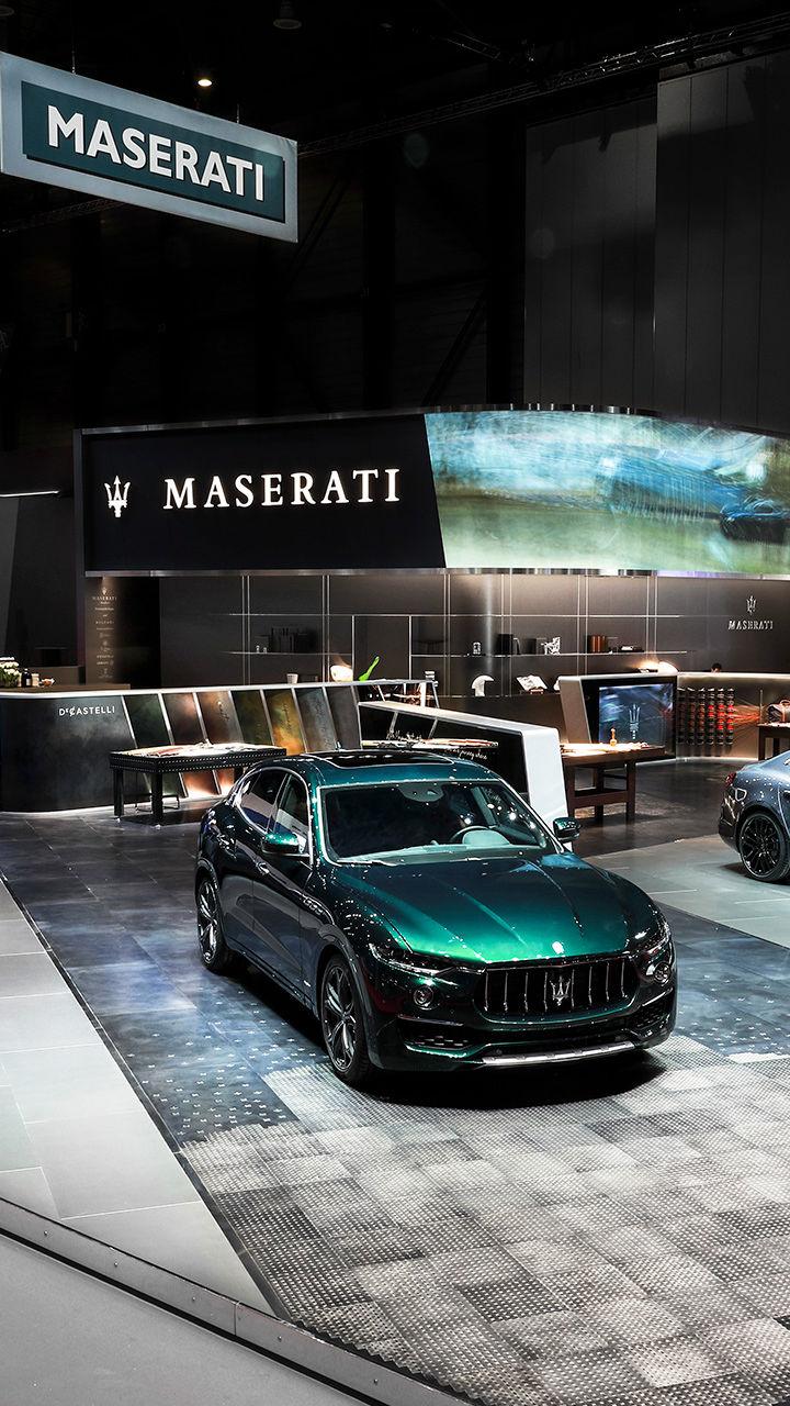 Salone di Ginevra 2019 - Modelli Maserati MY19