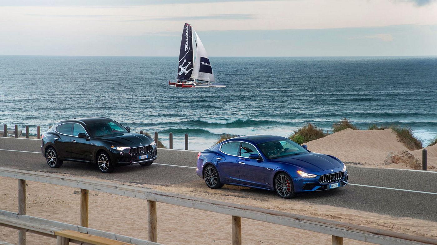 La gamma di modelli Maserati 2019