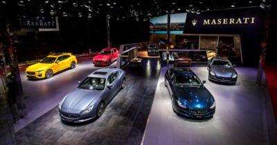 Maserati Quattroporte GranLusso ONE OF ONE di Xuan Feng al Salone dell'Automobile di Shanghai 2019