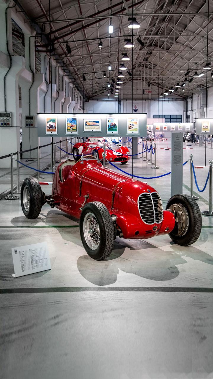 Maserati Tipo 6CM - Motor Valley Fest 2019