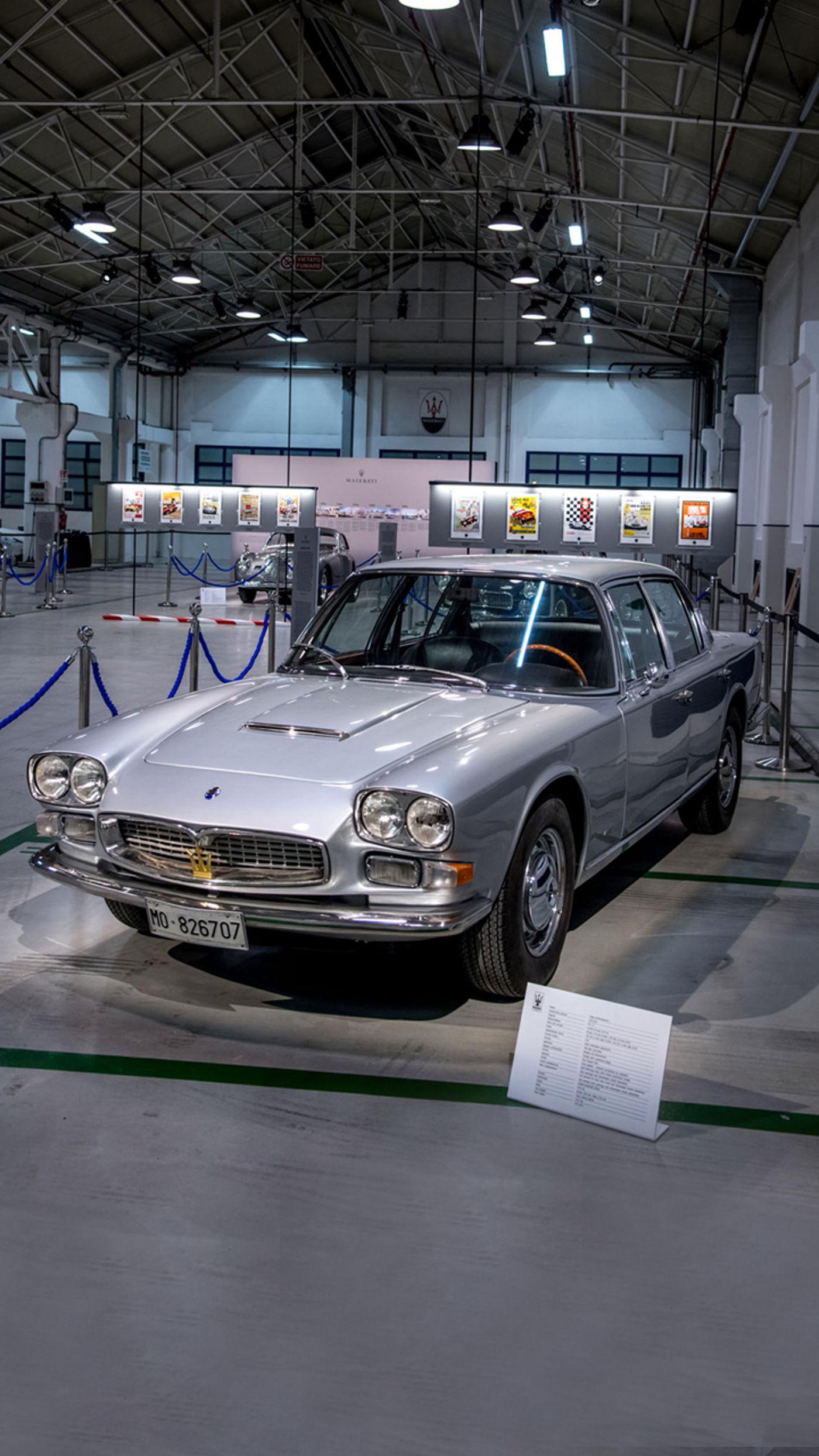 Maserati Quattroporte Prima Generazione - Motor Valley Fest 2019