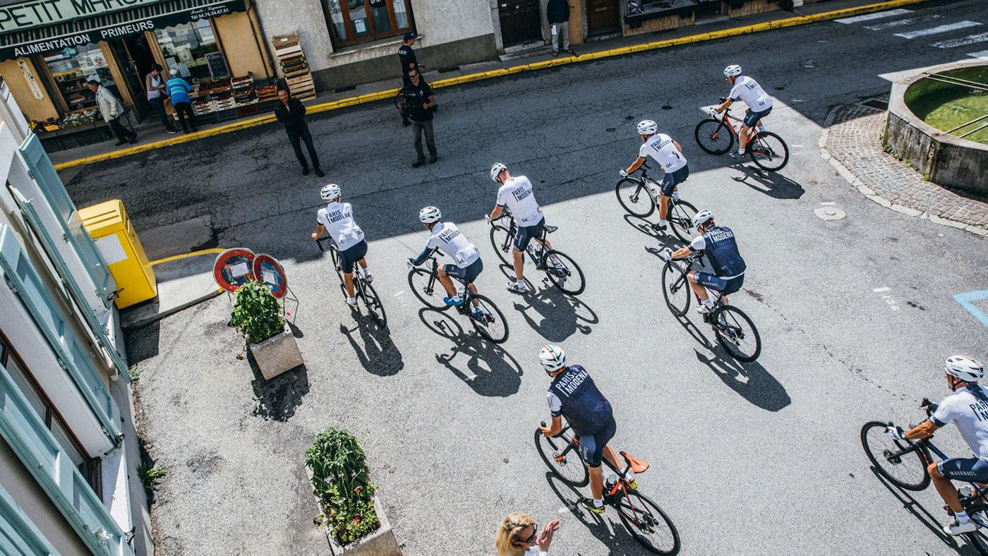 Parte dalla Francia la Parigi-Modena 2018