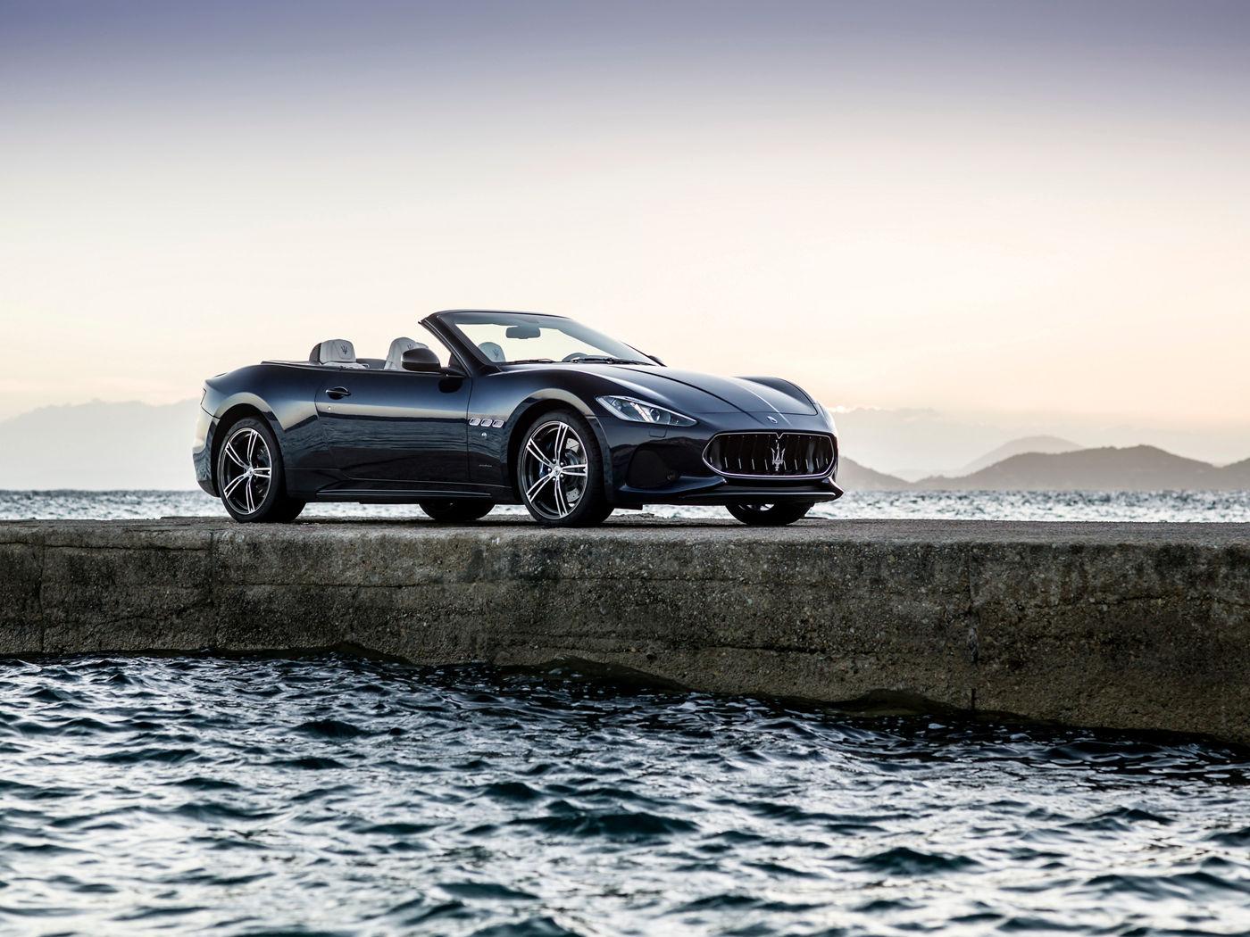 Maserati GranCabrio, la decappottabile del Tridente