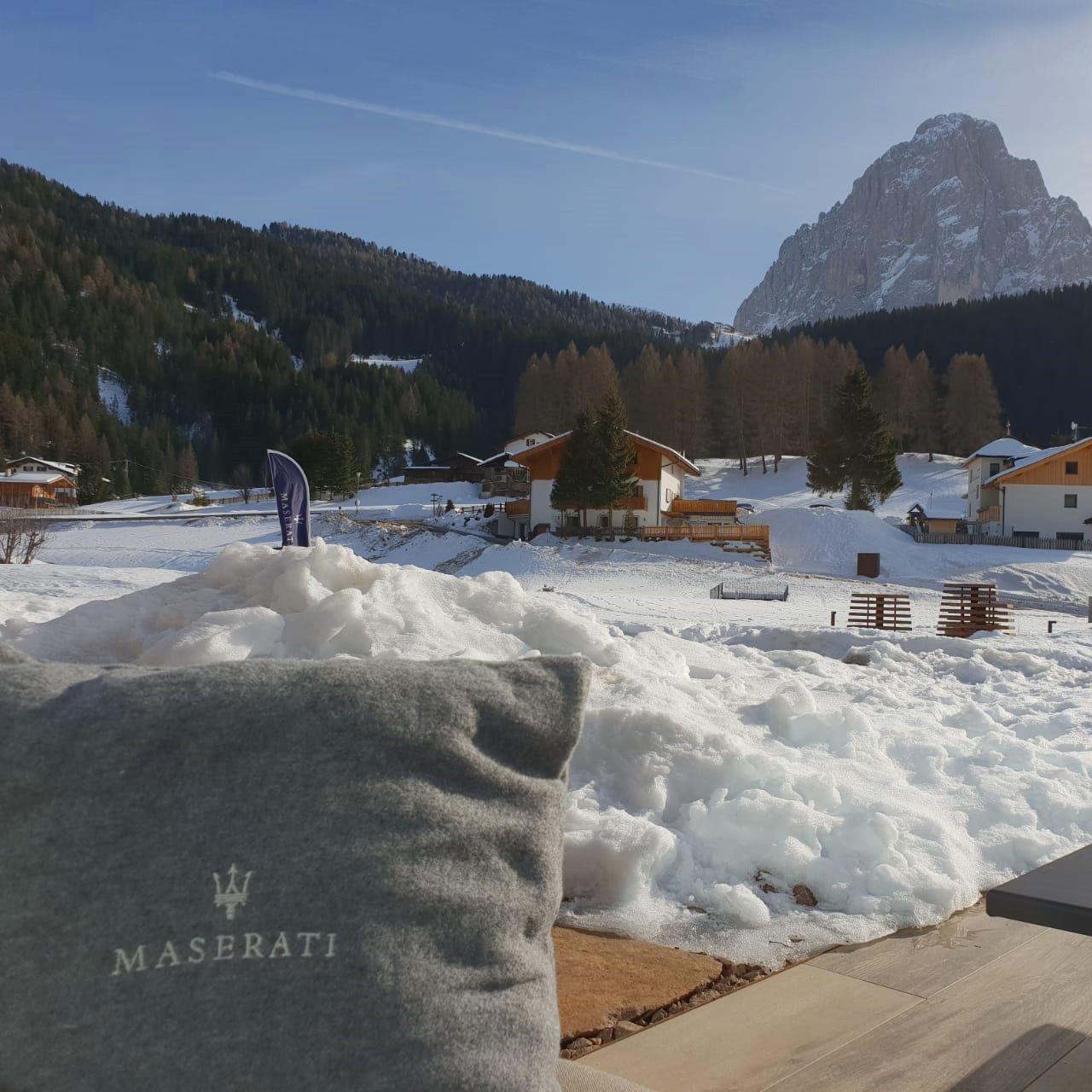 Maserati Winter Experience 2019 - Accessori Maserati