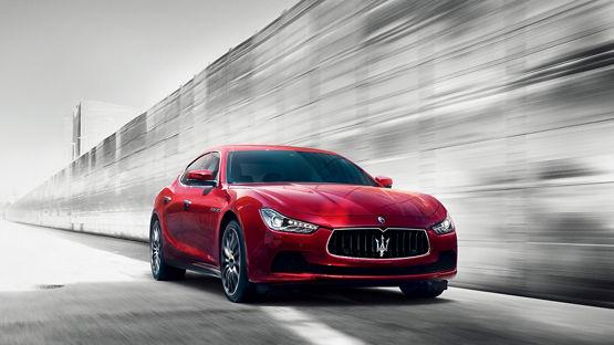 Maserati Approved