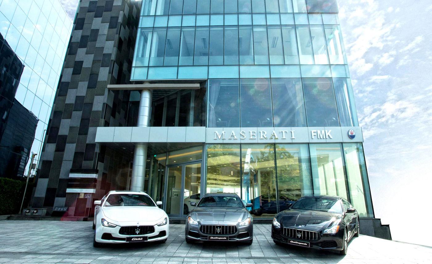 Maserati Hannam