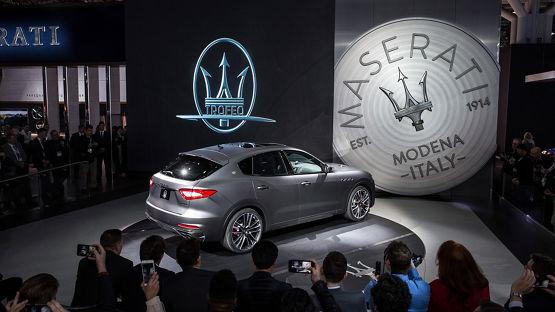 Evenements Maserati