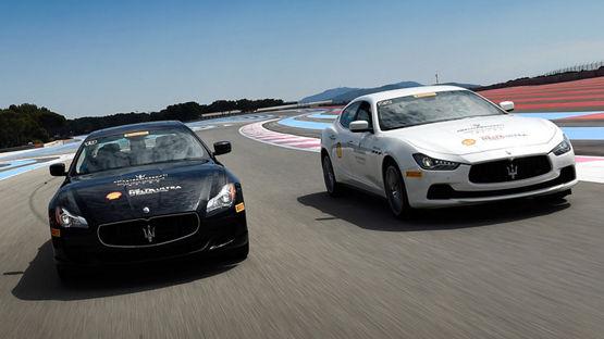 Cours de conduite Master Maserati