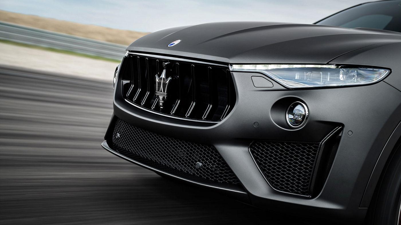 Maserati pour l'évènement Art in Motion du Club automobile de Monticello
