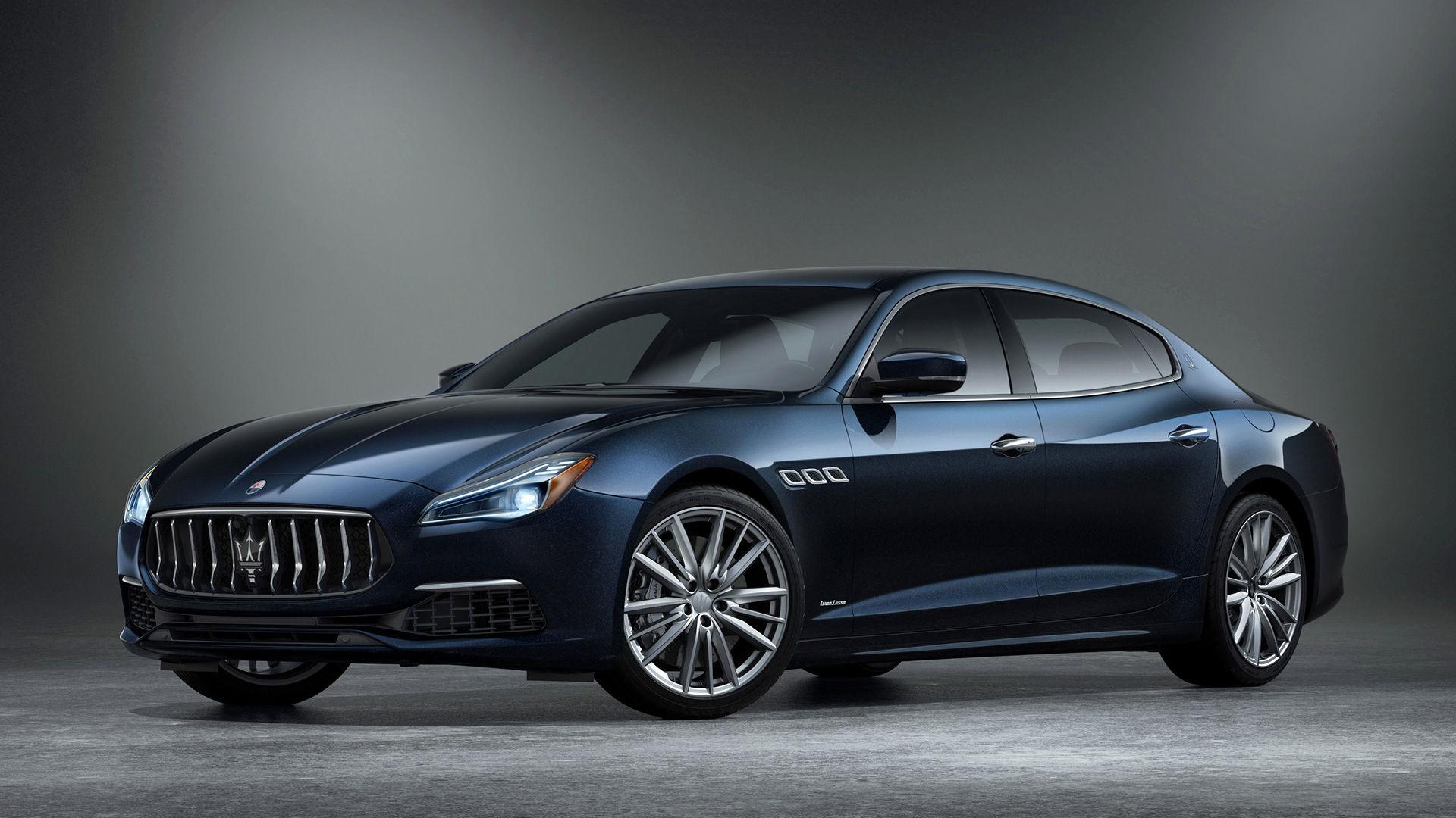 Maserati Quattroporte - Edizione Nobile - Side view