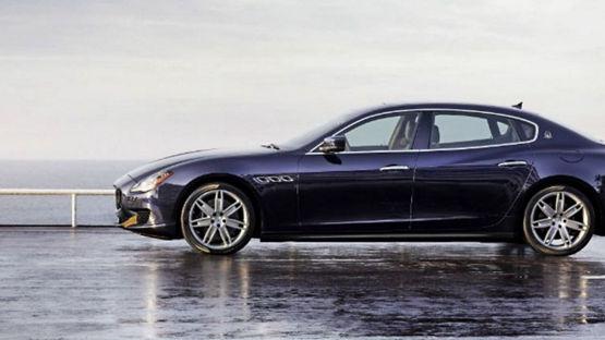 Maserati Premium Prepaid Scheduled Maintenance