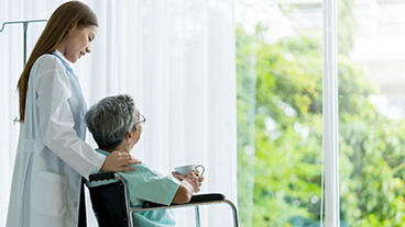 How the NHS is developing a healthy estate