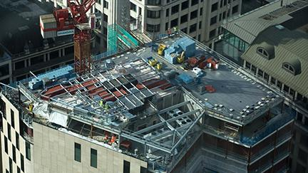 Preparing to appoint building safety managers