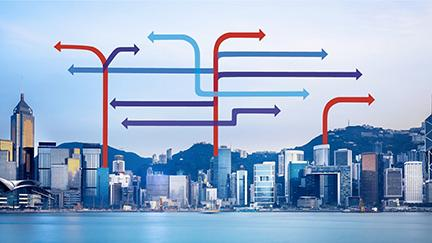 Hong Kong: is Asia's business kingpin wobbling?