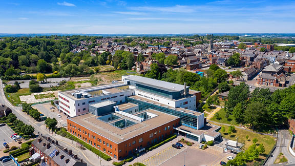 Getting NHS property to net zero