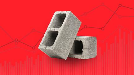 Narrowing margins: cost of building materials soars