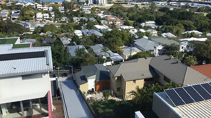 Inspecting the Queenslander home