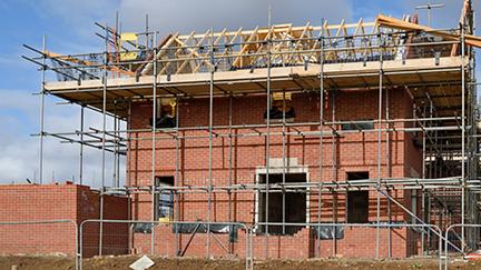 Making small plots viable for housebuilding