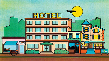 Boom or doom: can hotels recover from COVID-19?