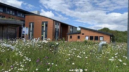 How the low-carbon active building works