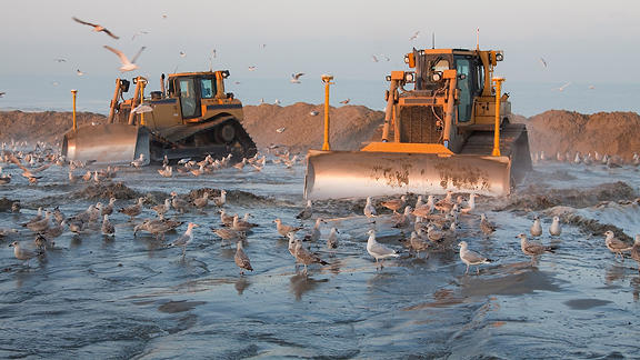 Land grab: building out our coastlines