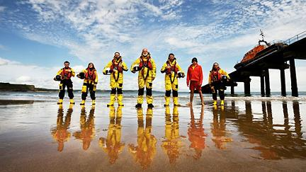 How the RNLI is using geomatics to save lives