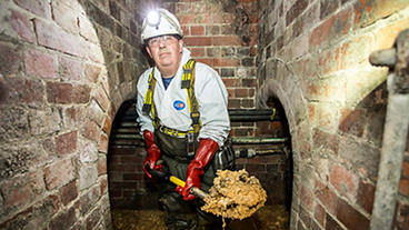Anatomy of a fatberg: can our sewers cope?