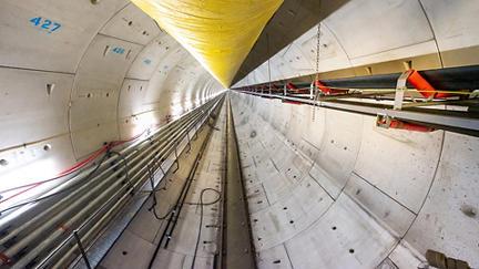 Super sewer: London's Thames Tideway megaproject
