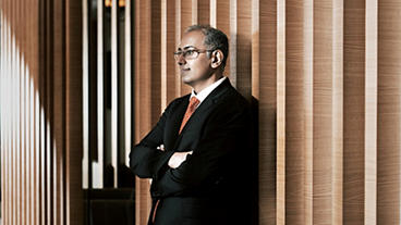 Sanjay Dutt on the recovery of India's property sector