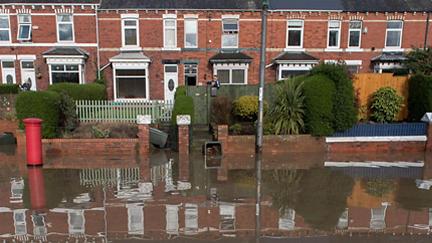 Bracing the UK for rising flood risk