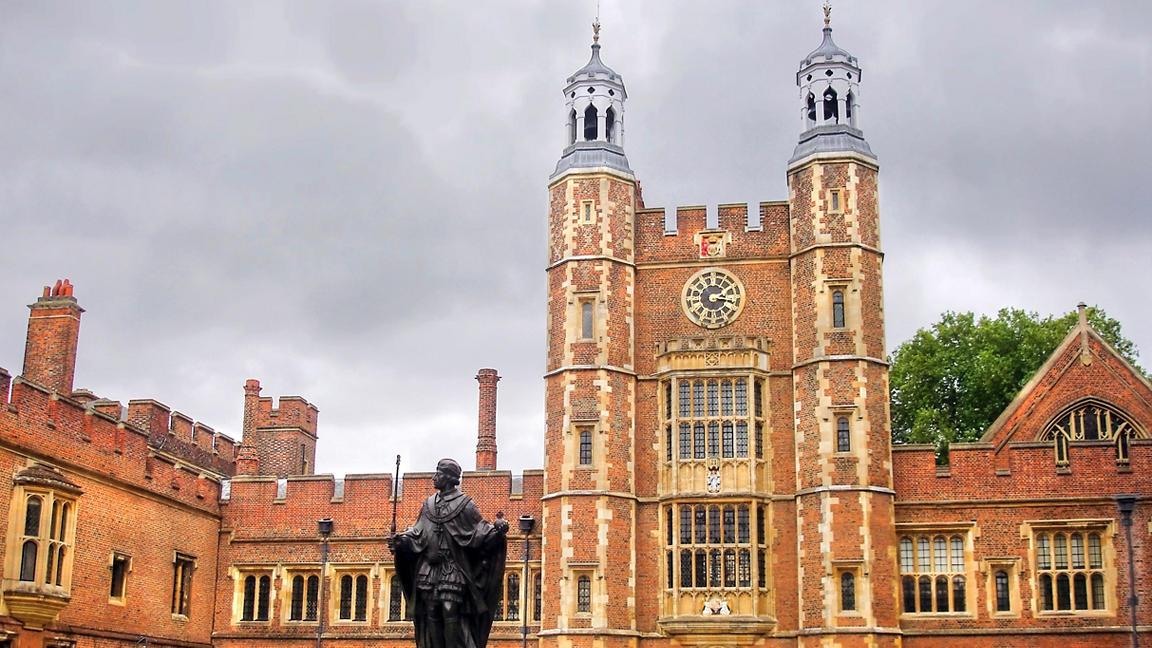 Eton College, UK