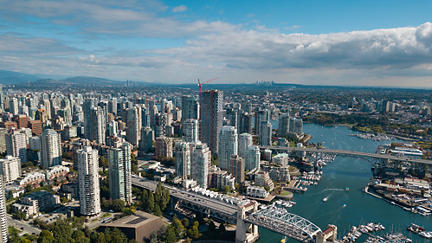 The day job: a quantity surveyor in Canada